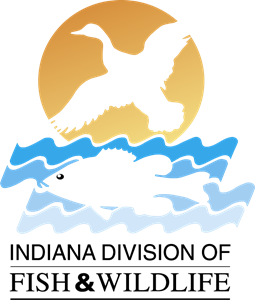 Indiana Division of Fish and Wildlife Logo Vector