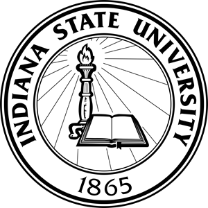 Indiana State University Logo Vector