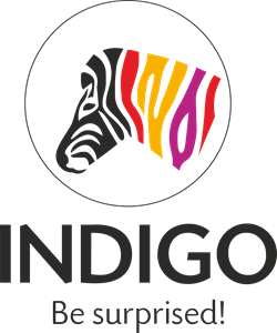 INDIGO PAINTS Logo Vector