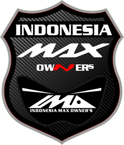 INDONESIA MAX OWNERS Logo Vector