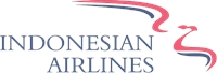 Indonesian airlines Logo Vector