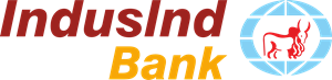 indusind bank Logo Vector