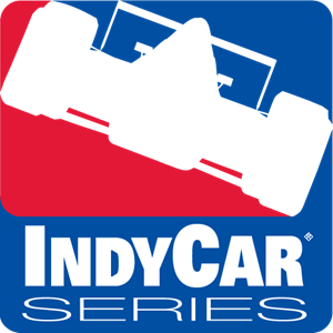 IndyCar Series Racing Logo Vector