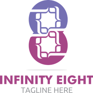 infinity eight Logo Vector
