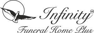 infinity funeral home plus Logo Vector