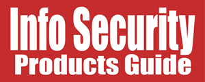 Info Security Products Guide Logo Vector