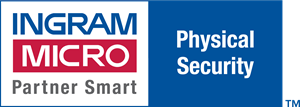 Ingram Micro Physical Security Logo Vector