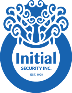 Initial Security Logo Vector