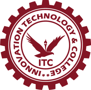 Innovation College Logo Vector