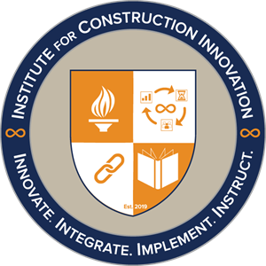 Institute for Construction Innovation Logo Vector