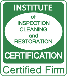 Institute Of Inspection Cleaning And Restoration Logo Vector