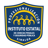 Instituto Estatal de Ciencias Penales y Seguridad Logo Vector