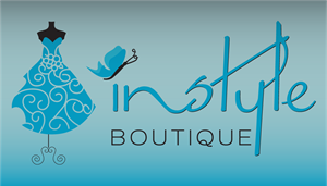 Instyle Boutique Logo Vector