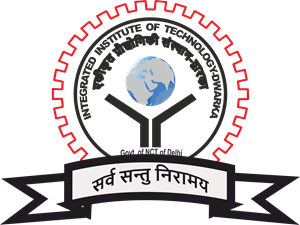Integrated Institute of Technolgy (IIT Dwarka) Logo Vector