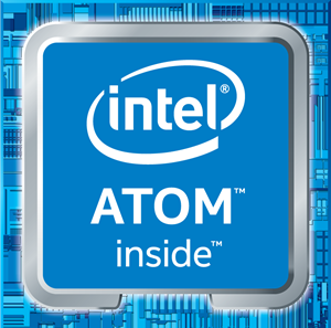 Intel ATOM Inside Logo Vector