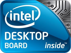 Intel Desktop Board Inside Logo Vector