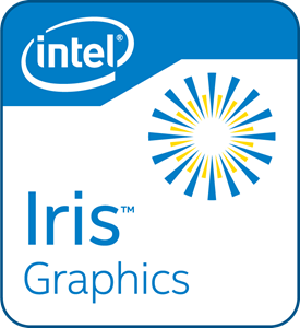 Intel Iris Graphics Logo Vector (.AI) Free Download