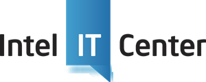 Intel IT Center Logo Vector