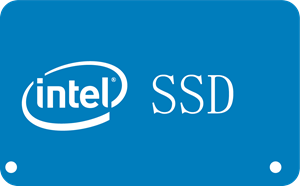 Intel SSD Logo Vector