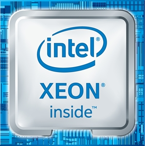 Intel XEON inside Logo Vector