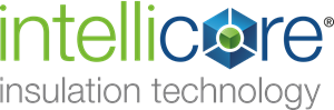 Intellicore Insulation Technology Logo Vector