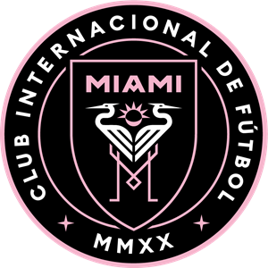 Inter Miami CF Logo Vector