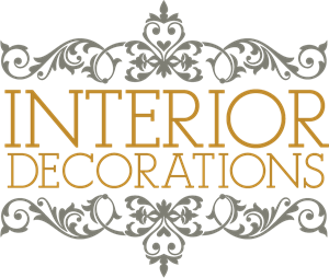 Interior Decorations Logo Vector