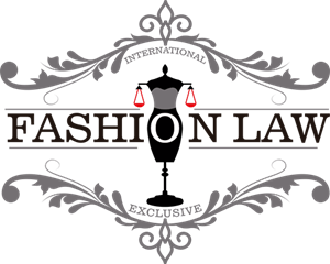 International Fashion Law Exclusive Logo Vector