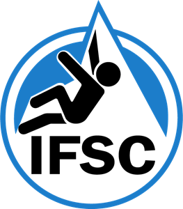 International Federation of Sport Climbing IFSC Logo Vector