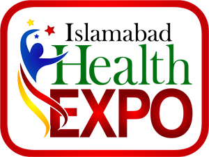 INTERNATIONAL HEALTH EXPO 2018 Islamabad Logo Vector