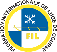 International Luge Federation Logo Vector