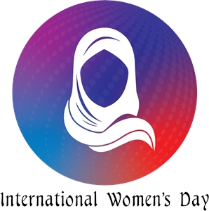International Women's Day Logo Vector