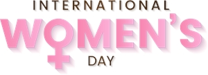 International womens day Logo Vector