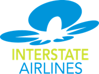 Interstate airlines Logo Vector