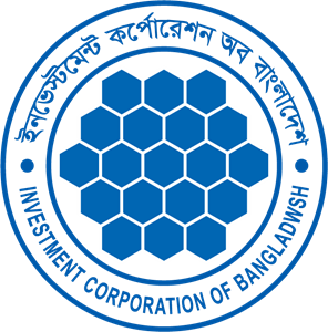Investment corporation of Bangladesh Logo Vector