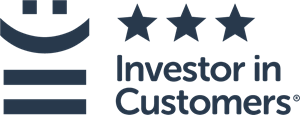 Investor in Customers Logo Vector