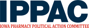 Iowa Pharmacy Political Action Committee (IPPAC) Logo Vector