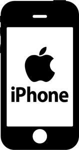 iPhone Logo Vector