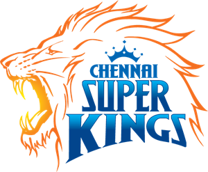 IPL - Chennai Super Kings Logo Vector