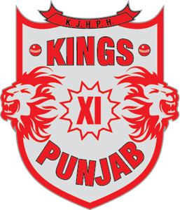 IPL - Kings XI Punjab Logo Vector