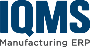 IQMS Manufacturing ERP Logo Vector