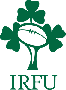 Irish Rugby Football Union Logo Vector