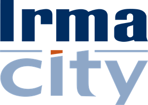 Irma City Logo Vector