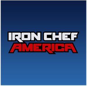Iron Chef America Logo Vector