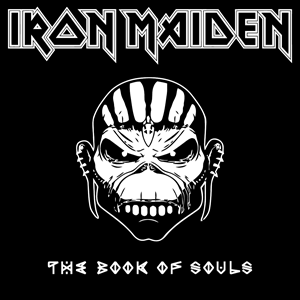 Iron Maiden - The Book of Souls Logo Vector