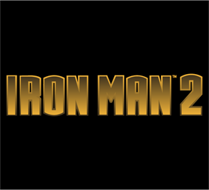 Iron Man 2 Logo Vector