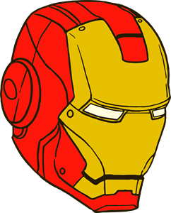 Ironman Logo Vector Cdr Free Download