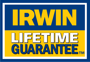 IRWIN Lifetime Guarantee Logo Vector