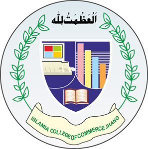 Islamia College of Commerce Logo Vector