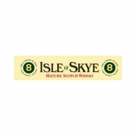 Isle of Skye Whisky Logo Vector